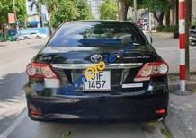 Bán xe cũ Toyota Corolla Altis AT 2010, màu đen
