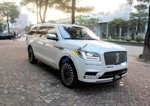 Bán Lincoln Navigator năm sản xuất 2018, màu trắng, nhập khẩu nguyên chiếc