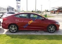 Cần bán xe Hyundai Elantra Sport sản xuất năm 2018, màu đỏ giá tốt