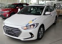 Cần bán xe Hyundai Elantra 1.6 AT sản xuất năm 2018, màu trắng