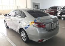 Cần bán xe Toyota Vios sản xuất 2017, màu bạc, 575tr