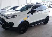 Bán Ford EcoSport Black Edition năm 2017, màu trắng