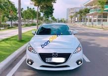 Cần bán lại xe cũ Mazda 3 đời 2016, màu trắng