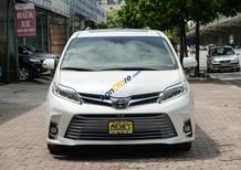 Bán xe Toyota Sienna Limited FWD 2018, màu trắng, xe nhập