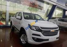 Cần bán Chevrolet Colorado 4x2 AT sản xuất năm 2018, màu trắng, nhập khẩu