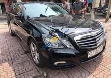 Cần bán lại xe Mercedes E250 sản xuất năm 2009, màu đen chính chủ, giá tốt