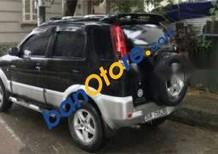 Cần bán gấp xe cũ Daihatsu Terios sản xuất 2005, màu đen, giá 186tr