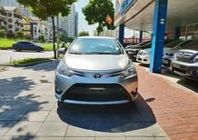 Cần bán lại xe Toyota Vios 2017, màu bạc, 550 triệu