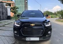 Cần bán Chevrolet Captiva Revv LTZ màu đen 2017