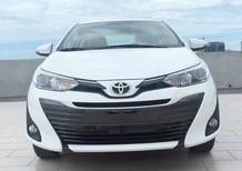 Toyota Vios 1.5G/E, khuyến mại hấp dẫn, trả trước 180tr nhận xe ngay, LH 0947 47 6333