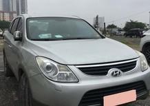 Xe Hyundai Veracruz sản xuất 2009, màu bạc, nhập khẩu Hàn Quốc số tự động