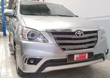 Bán Toyota Innova 2.0G năm sản xuất 2014, màu bạc số tự động, giá tốt