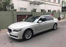 Cần bán xe BMW 7 Series LI năm 2010, màu trắng, nhập khẩu