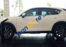 Cần bán xe Mazda CX 5 sản xuất 2018, màu trắng, giá tốt