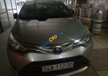 Cần bán xe Toyota Vios G sản xuất năm 2017, màu bạc, giá 550tr