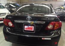 Bán Toyota Corolla Altis 1.8G AT năm 2009, màu đen