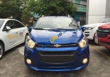 Bán Chevrolet Spark LS năm 2018, màu xanh lam, giá tốt