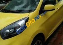 Bán Kia Morning EX MT sản xuất 2012, màu vàng giá cạnh tranh