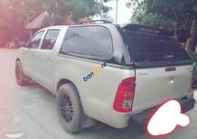 Bán ô tô Toyota Hilux 2.5E sản xuất năm 2011, màu bạc, nhập khẩu số sàn giá cạnh tranh