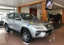 Cần bán Toyota Fortuner 2.4G MT năm 2018, màu bạc, nhập khẩu nguyên chiếc