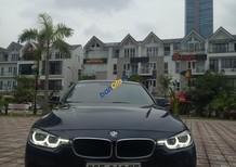 Bán BMW 3 Series 320i sản xuất 2017, màu xanh lam, nhập khẩu nguyên chiếc đẹp như mới