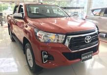 Bán ô tô Toyota Hilux sản xuất 2018, nhập khẩu, giá chỉ 695 triệu