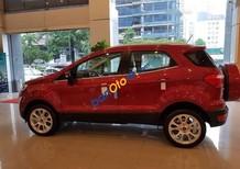 Cần bán xe Ford EcoSport 1.5AT năm sản xuất 2018, màu đỏ
