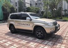 Cần bán Toyota Prado GX 2007, màu vàng cát, xe nhập Nhật, xe chất