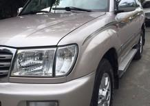 Cần bán xe Toyota Land Cruiser mode 2006
