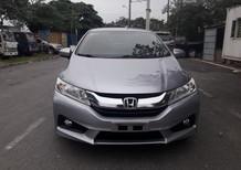 Bán ô tô Honda City 1.5AT 2016, màu bạc