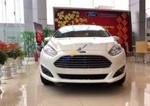 Cần bán Ford Fiesta sản xuất 2018, màu trắng, giá 490tr