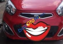 Bán Kia Picanto sản xuất năm 2014, màu đỏ số tự động, giá 296tr