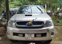 Bán Toyota Hilux sản xuất 2010, màu bạc, nhập khẩu