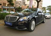 Xe Mercedes C250 Exclusive sản xuất năm 2015, màu đen