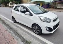 Đổi xe cần bán Morning 2014, số sàn, bản 1.25. Màu trắng tinh cực đẹp