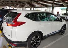 Honda CR V L 2018 nhập khẩu nguyên chiếc, hỗ trợ vay 85%. LH: 0904567404