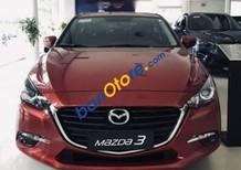 Bán Mazda 3 1.5L sản xuất năm 2018, màu đỏ, 689 triệu