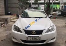 Cần bán lại xe Lexus IS 300 sản xuất 2007, màu trắng, nhập khẩu, giá tốt