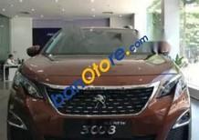 Cần bán Peugeot 3008 1.6 AT năm sản xuất 2018, màu nâu, nhập khẩu