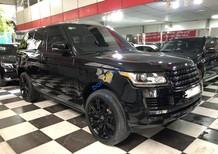 Bán LandRover Range Rover HSE năm 2015, màu đen, nhập khẩu nguyên chiếc