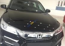 Bán Honda Accord sản xuất năm 2018, màu đen, nhập khẩu