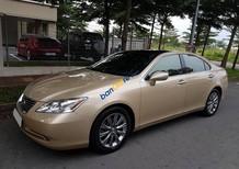 Cần bán Lexus ES 350 năm sản xuất 2009, màu vàng, nhập khẩu nguyên chiếc chính chủ