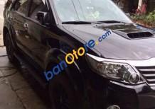 Cần bán xe Toyota Fortuner sản xuất năm 2013, màu đen