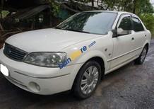 Gia đình bán Ford Laser 1.8AT đời 2003, màu trắng