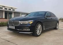 Cần bán xe BMW 7 Series 740Li năm 2015, màu đen, nhập khẩu