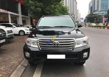 Bán xe Toyota Land Cruiser năm sản xuất 2014, màu đen, nhập khẩu, số tự động