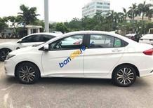 Bán ô tô Honda City sản xuất 2018, màu trắng, xe nhập