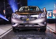 Bán Mazda BT 50 BT MT năm 2018, màu nâu, nhập khẩu nguyên chiếc