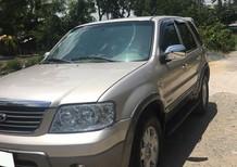 Cần bán gấp Ford Escape đời 2006 màu xám bạc còn mới zin