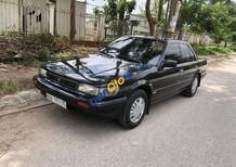 Cần bán gấp Nissan Bluebird đời 1992, màu đen, sử dụng giữ gìn, cẩn thận